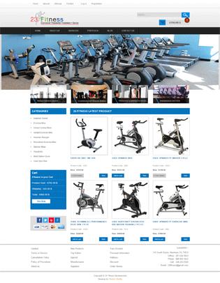 23 Fitness Shop